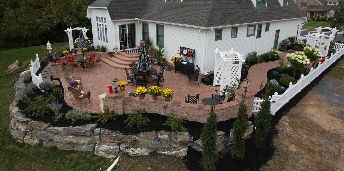 Add design, dimension, and beauty to your landscape