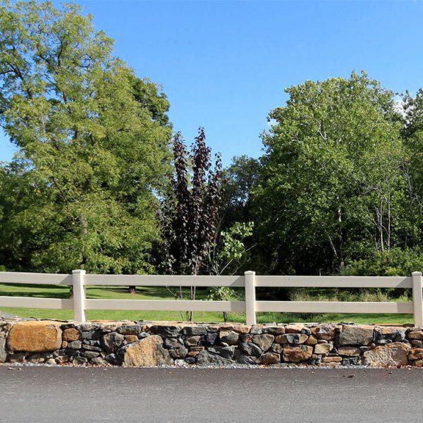 2 Rail Fence