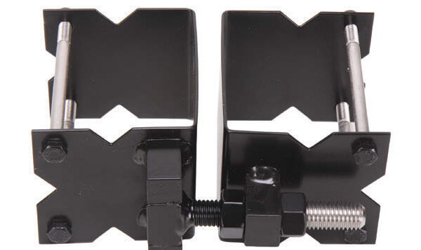 "4"" U Commercial Hinge Set"