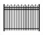 Regis 5132 - Fence Style 1