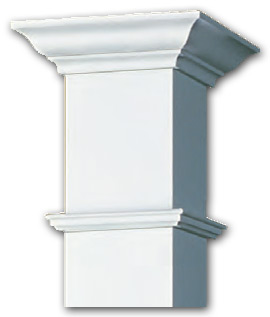 DSI Smooth Column Capital