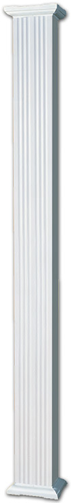DSI Square Fluted Column