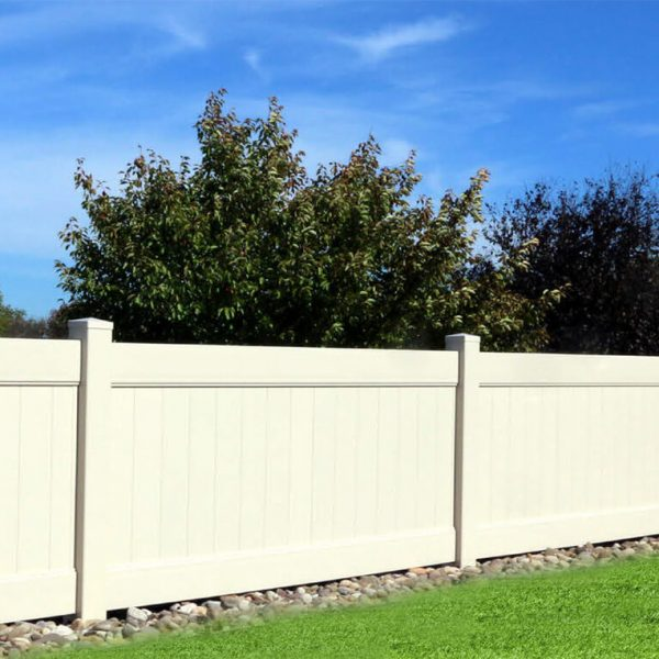 Fulton Privacy Standard Height Privacy Fence