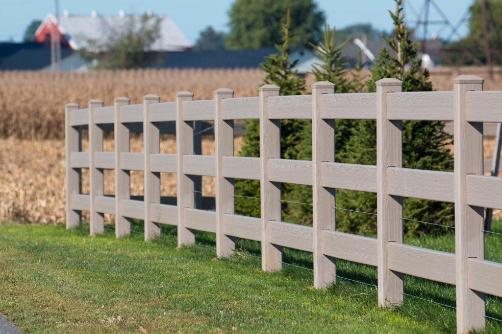 3 Rail Horse Fence Rail Fence