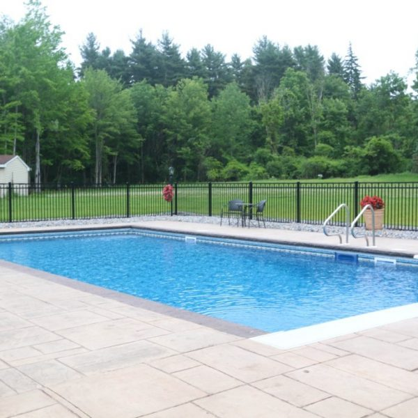 Regis Brown Aluminum Pool Fencing
