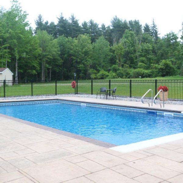 Regis Brown Aluminum Pool Fencing