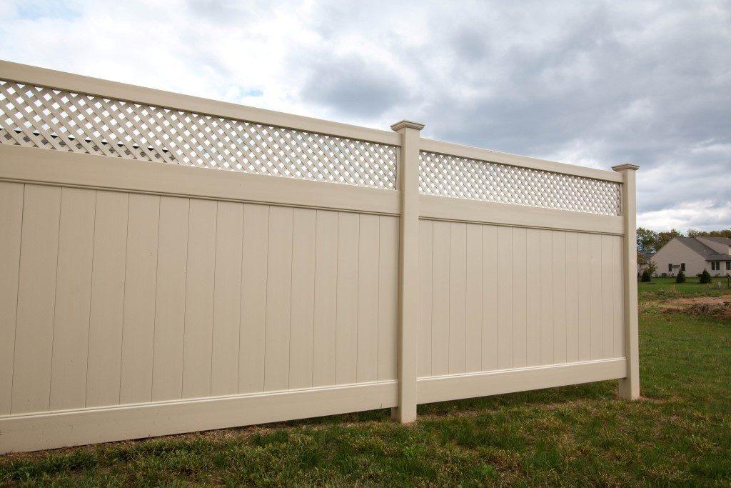 Fulton Privacy Lattice Top Privacy Fence