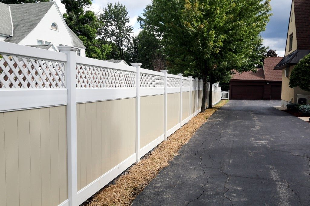 Fulton Privacy Lattice Top Privacy Fence