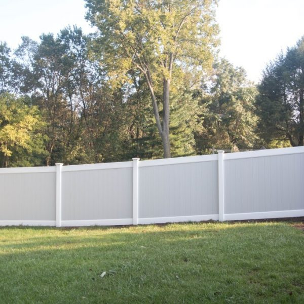Fulton Privacy Fence in Standard Height