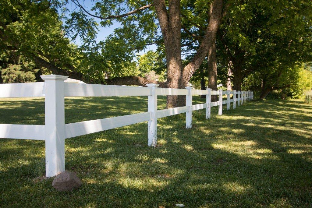 2 Rail Horse Fence Rail Fence