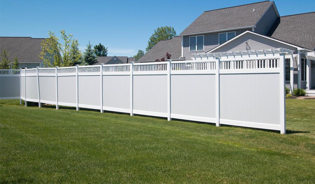 ontario vinyl privacy fence prices
