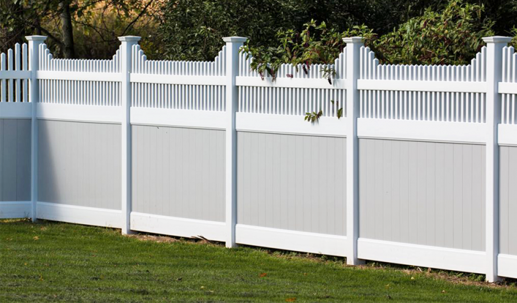 vinyl privacy fence prices and styles