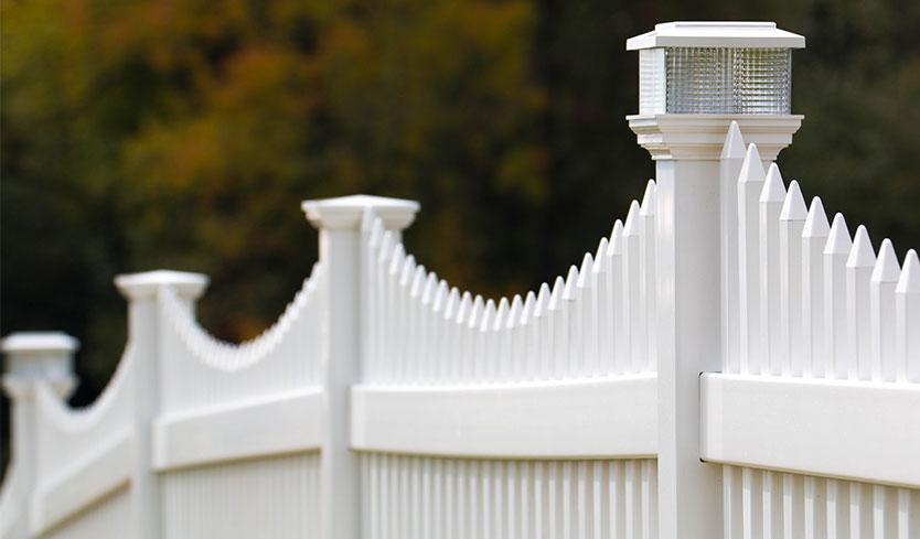 greenway vinyl fence brand