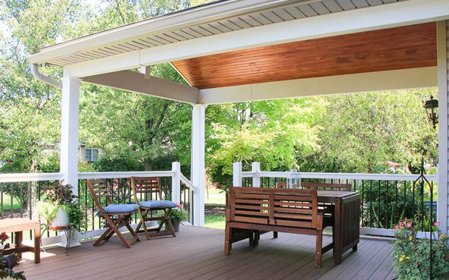 DIY Backyard Improvements: Decks & Lawn