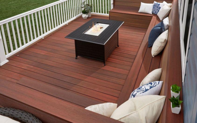 Decking Material Cost Comparison