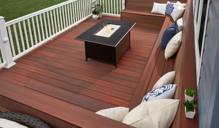 decking material cost
