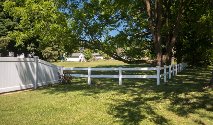 shared custom fences