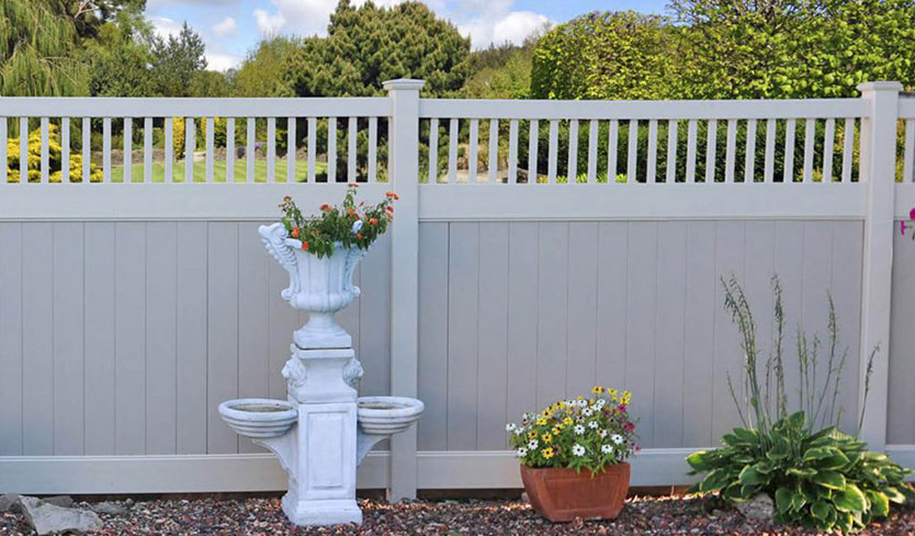 wooden fence alternatives