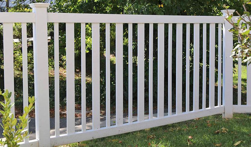 cortland yard fence option