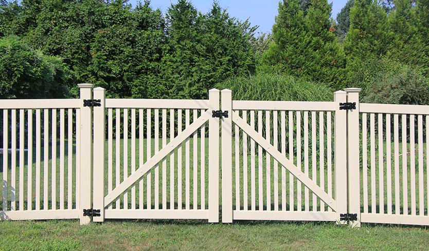 sullivan lawn fence style