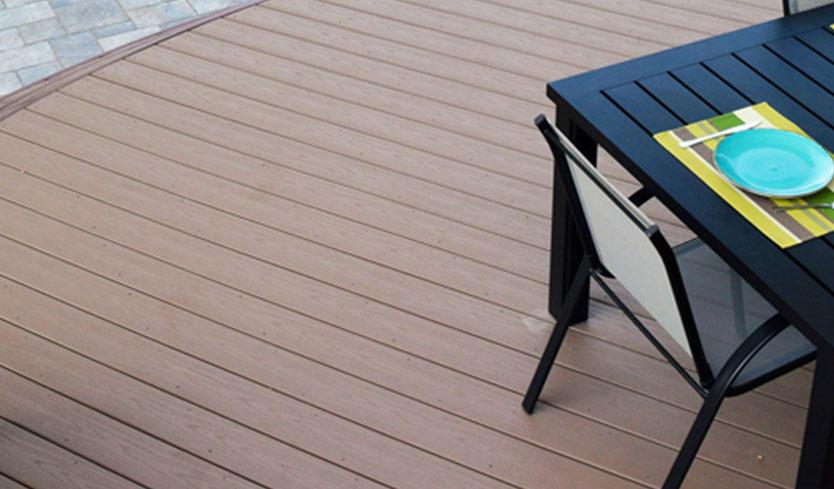 vinyl deck boards