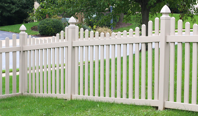 build your own fence