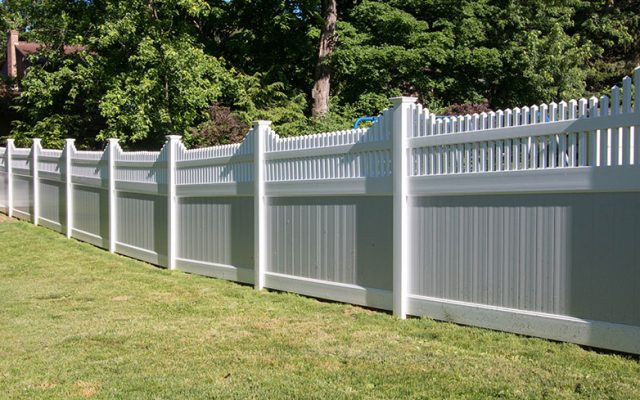 Can You Build Your Own Fence?