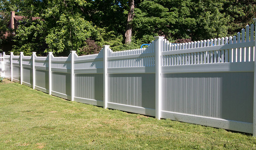 can you build your own fence