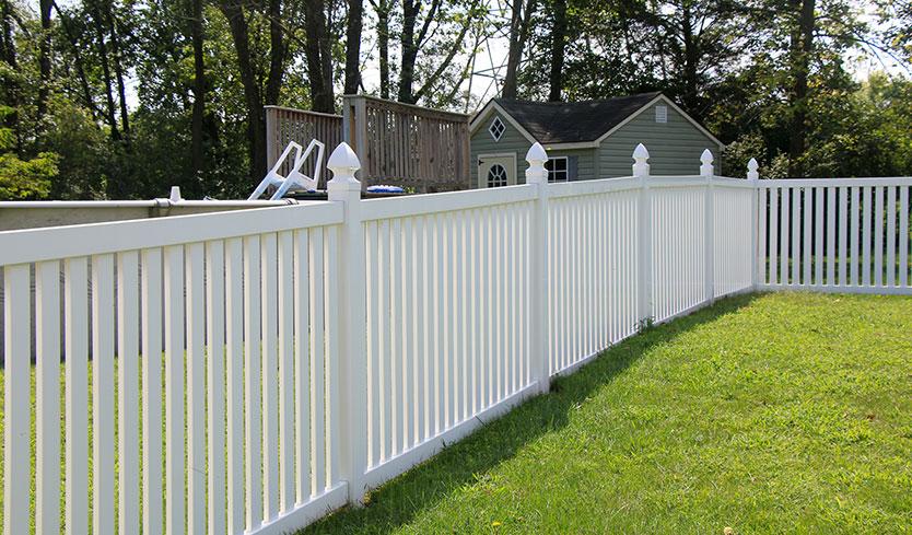what kind of fence should i get