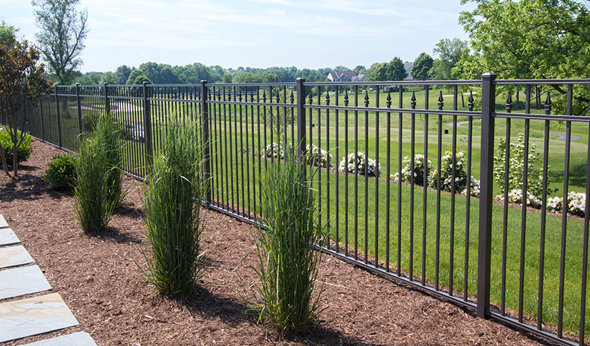 best aluminum fence brand